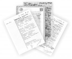 Información Genealógica para conocer el origen de tu familia