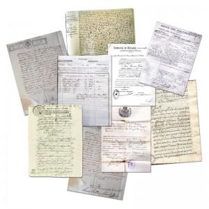 documentos historia familiar