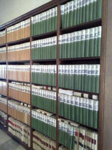 Archivo registro