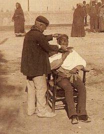 Oficios Antiguos - Barbero