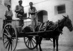 Cosario - oficios antiguos