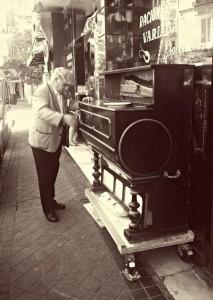Organillero - Oficios antiguos