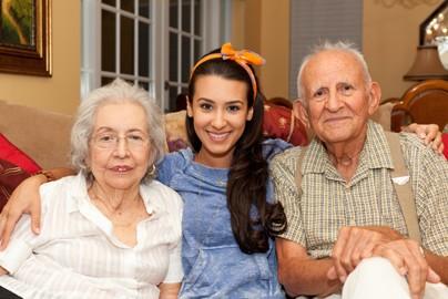 Pregunte a los familiares mas mayores