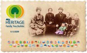 Portada de MyHeritage Family Tree Builder