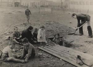 Niños guerra civil
