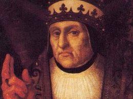 Calixto III y el parecido con su descendiente Rodrigo Borja