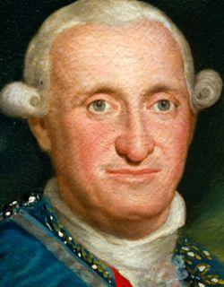 Carlos IV y su parecido con Juan Carlos I