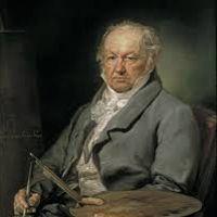 Francisco De Goya y el parecido con su descendiente Mariano De Goya