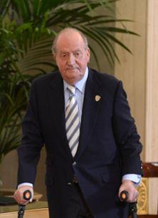 Juan Carlos I de España y su parecido con Francisco I de las Dos Sicilias