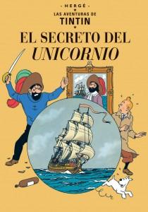 Parecido con antepasado - Tintin