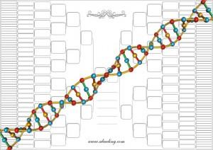 ADN y árbol genealógico
