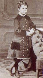 María Sanz de Sautuola Escalante, bisabuela de la Presidenta del Banco de Santander y descubridora de las pinturas de Altamira