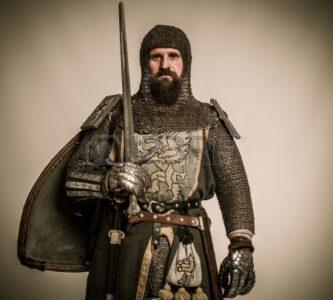 caballero medieval - nuestros antepasados