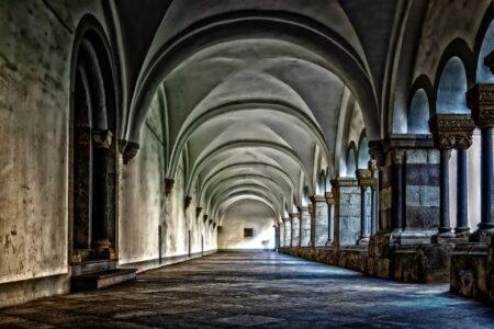 Antiguo monasterio antepasados