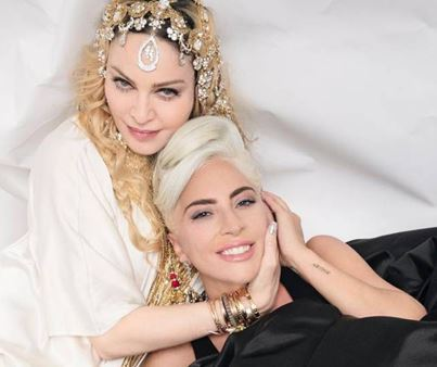 Lady Gaga y su relación con Madonna
