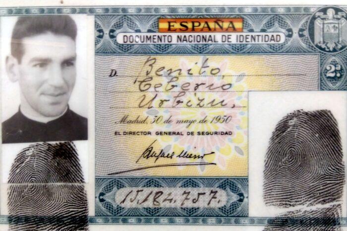 Historia del DNI en España