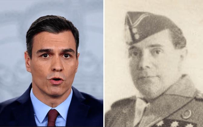 Pedro Sánchez y Antonio Castejón Espinosa