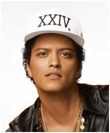 Bruno Mars descendiente de español