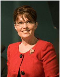 Sarah Palin abuela a los 44 años