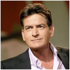 Charlie Sheen es abuelo desde los 45 años