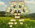 Mixed family tree Tree-shaped design